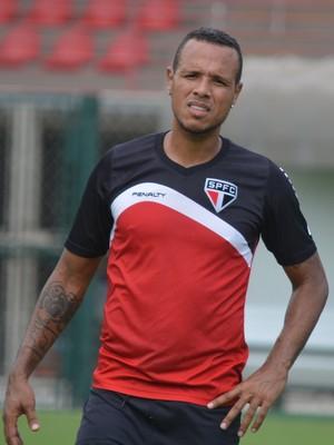 Luis Fabiano São Paulo (Foto: site oficial / saopaulofc.net)