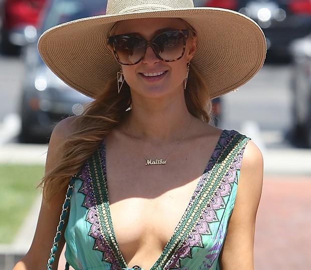 X17 - Paris Hilton (Foto: X17 / Agência)