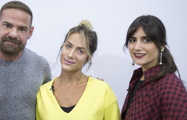 Giovanna Ewbank é convidada especial da MEMO para desfilar no São Paulo Fashion Week (Foto: Rafael Avancini)