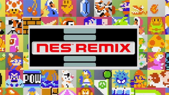 NES Remix Pack (Foto: Divulgação) (Foto: NES Remix Pack (Foto: Divulgação))