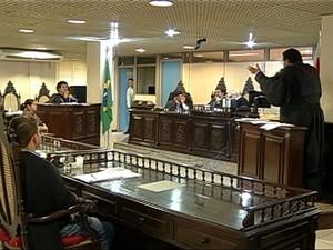Reús não compareceram ao julgamento e fora absolvidos por falta de provas. (Foto: Reprodução/ TV Liberal)