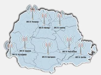 Saiba quais cidades já têm sinal digital (Divulgação/RPC TV)
