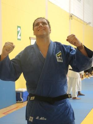 Rafael Silva judô Saquarema (Foto: David Abramvezt)