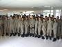 Cadetes da Polícia Militar conhecem bastidores da TV Cabo Branco