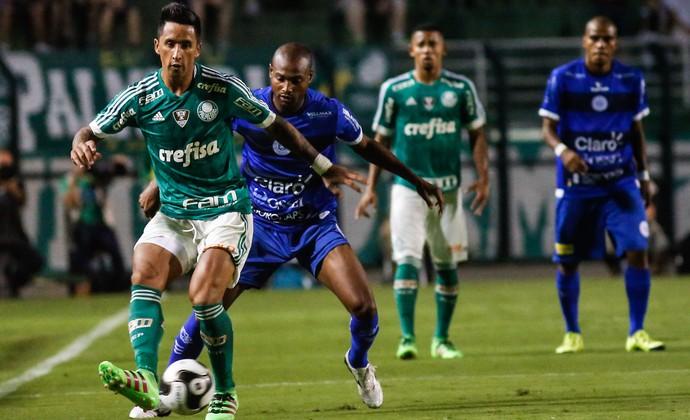 Palmeiras x São Bento Barrios (Foto: Ale Vianna/Eleven/Estadão Conteúdo)