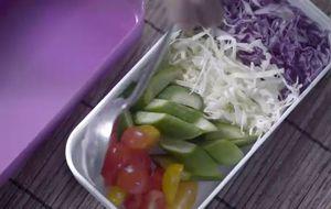 Receita de salada de repolho