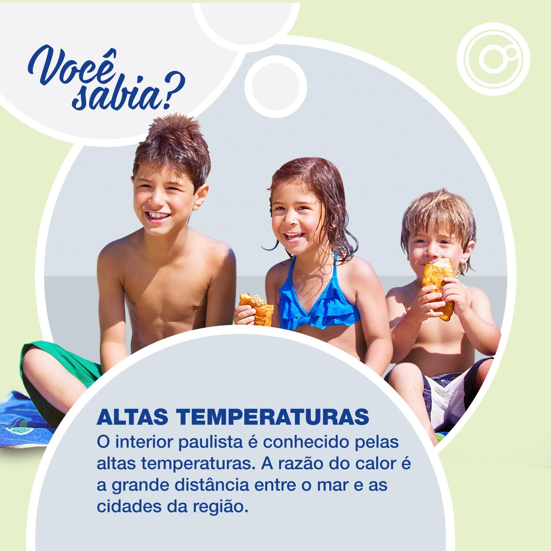 VC Sabia Altas Temperaturas (Foto: Reprodução/TV TEM)