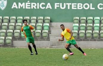 Após seis meses, Guilherme Xavier pode voltar a ser titular no América-MG