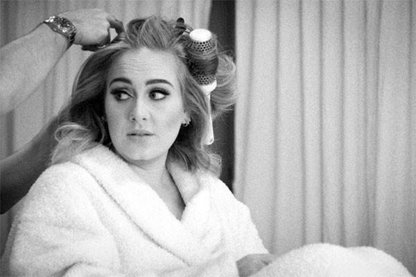 Adele (Foto: Instagram)