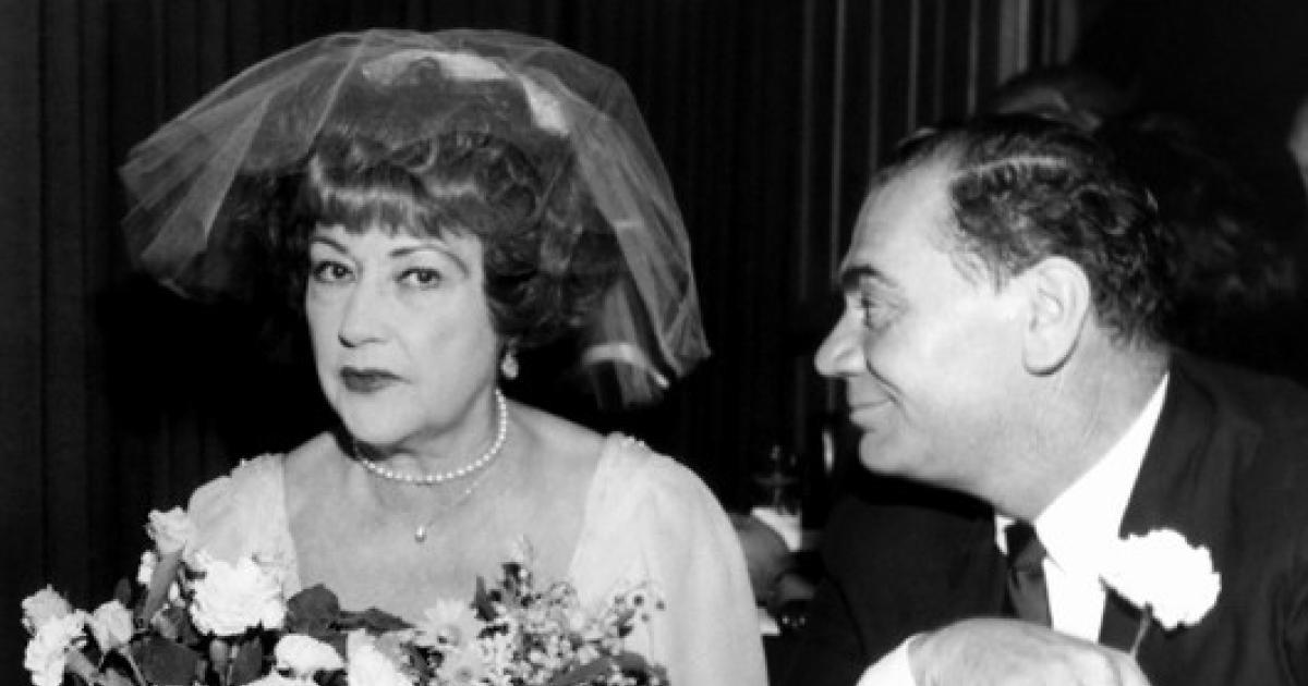 Ethel Merman e Ernest Borgnine (Foto: Reprodução)