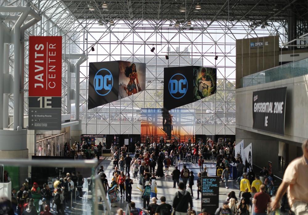 NYCC - Dia 1 (Foto: Syfy)