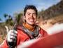 Piloto de rally e cartoleiro: conheça o campeão da rodada da liga TV Diário