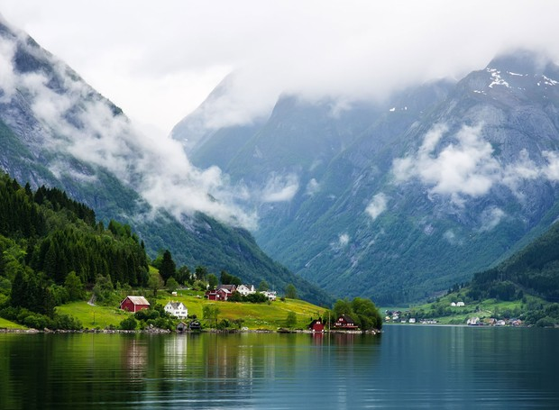 Noruega (Foto: Reprodução/Nordic Visitor)