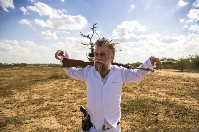 Fábio Assunção será juiz em 'Onde nascem os fortes' (Foto: Estevam Avellar/TV Globo )