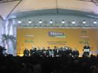 Com a presença de Dilma, aeromóvel é inaugurado em Porto Alegre
