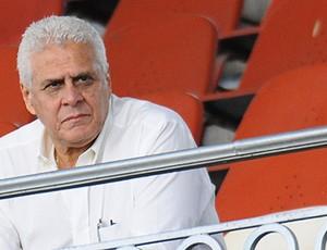 Roberto Dinamite treino Vasco (Foto: Marcelo Sadio / Site Oficial do vasco)