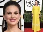 Veja os looks dos famosos no Globo de Ouro 2017