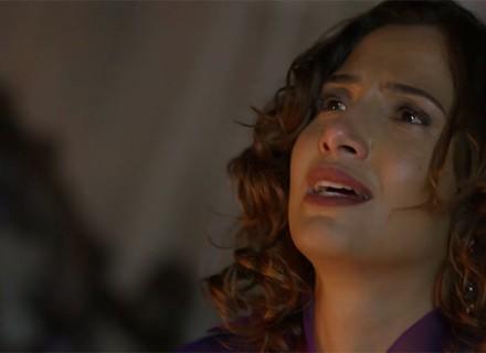 Tereza decide ir embora, mas é encorajada a lutar por Santo