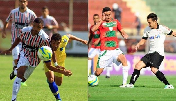 Corinthians e Paulista se enfrentam nesta quarta-feira (Foto: Reprodução/Globo Esporte )
