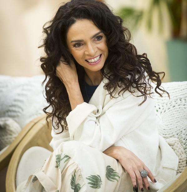 Claudia Ohana:  (Foto: Divulgação/ TV Globo)
