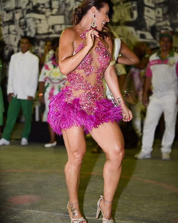 Scheila Carvalho (Foto: Divulgação)