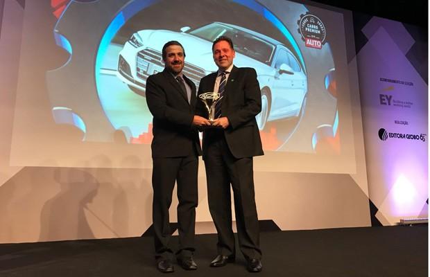 Audi A5 foi eleito o Carro Premium do Ano 2018 (Foto: Autoesporte)