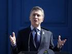 Macri pede que argentinos consumam o mínimo de energia possível
