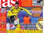 Jornal: Aubameyang é prioridade para Real Madrid na próxima temporada