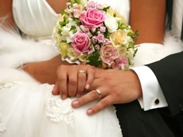 Casamento é sonho de consumo de pelo menos sete casais de um grupo de dez. (Foto: Divulgação)