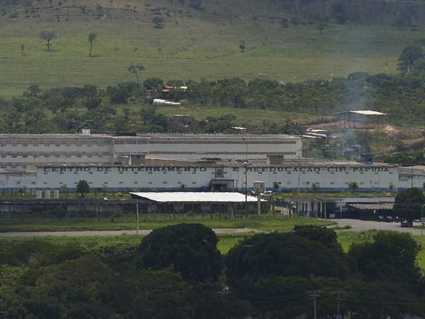 Complexo da Papuda, em Brasília (Foto: Marcello Casal Jr/Agência Brasil)