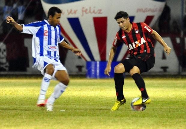 Globo Esporte Paraná (Foto: Divulgação/ Site Oficial do CAP)