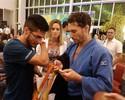 Flávio Canto e Yohansson se unem e conscientizam sobre Down em Maceió