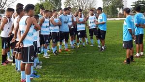 Sparta inicia os trabalhos para a Segundona 2016 (Foto: Abdon Barbosa/Divulgação)