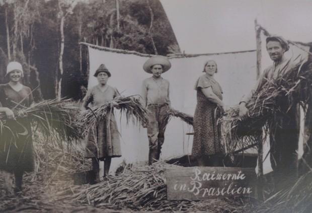 A exposição trata da interpretação da paisagem do Heimtal, patrimônio localizado a oito quilômetros da região norte de Londrin (Foto: Divulgação)