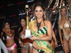 Gaby Rodrigues vence a final do 'Gata do Brasil'