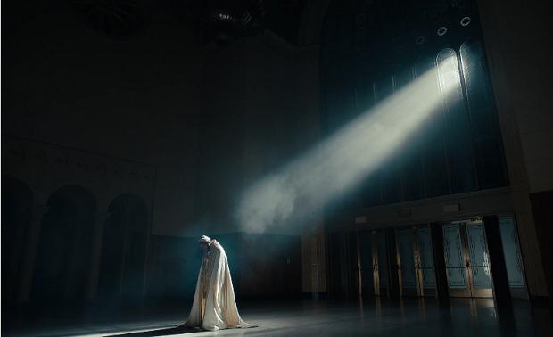 Kendrick Lamar no clipe de 'Humble' (Foto: reprodução )