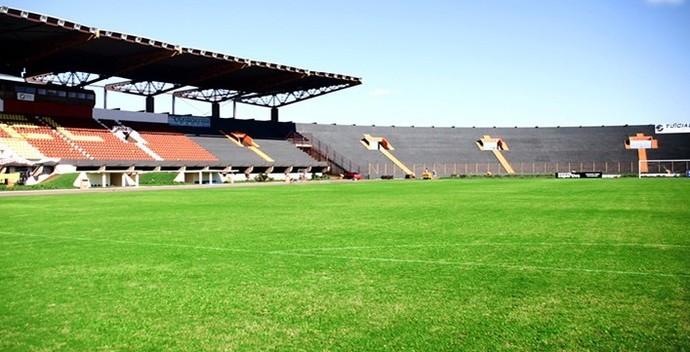 estádio olímpico de cascavel (Foto: (Foto: Arquivo/Prefeitura de Cascavel))