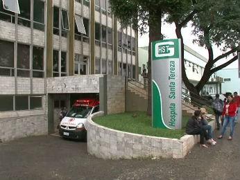 Além disso, foi anunciando o pagamento de R$ 1,3 milhão que o hospital deixou de receber entre os meses de agosto e novembro (Foto: Reprodução/RPC TV)