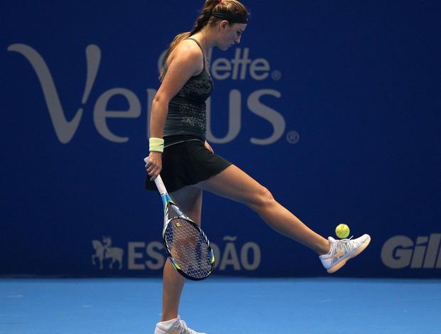 Azarenka tênis São Paulo (Foto: Gaspar Nobrega / Inovafoto)
