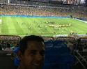 Foco neles: personalidades olímpicas dão ar da graça em Brasil x Alemanha