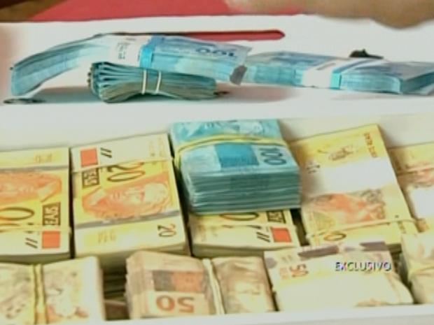 Prefeito teria cobrado propina de R$ 100 mil para empresário. (Foto: Reprodução / Inter TV)