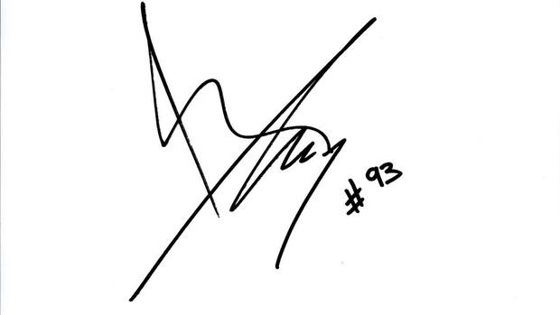 assinatura marc marquez