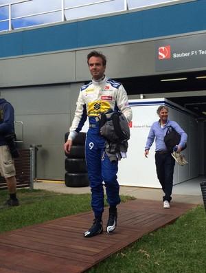Giedo van der Garde GP Da Austrália - Treino Livre 1