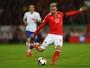 Real Madrid quer trazer meia Ramsey ao fim de punição da Fifa, afirma jornal