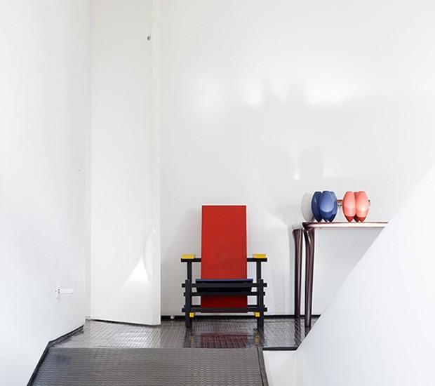 centenário-poltrona-red-and-blue -design-moderno-gerrit-rietveld-3 (Foto: Divulgação)