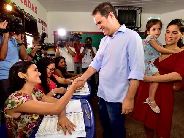 Edivaldo Holanda Junior (PDT) vence 2º turno das eleições em São Luís (Foto: Divulgação/Assessoria)