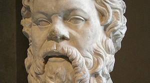 Sócrates, filósofo grego (Foto: Reprodução)