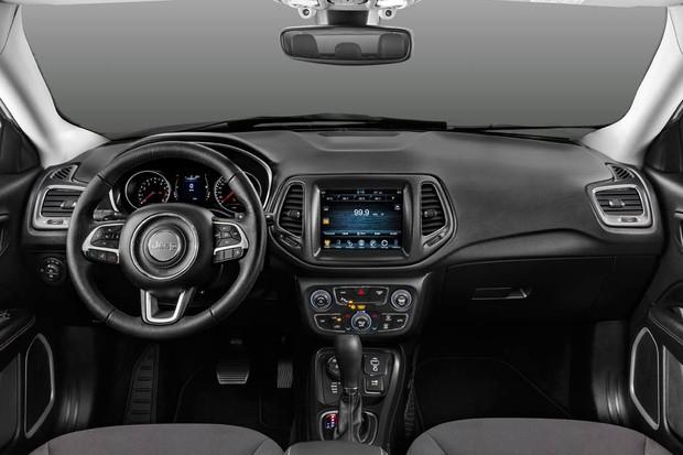 Jeep Compass (Foto: Divulgação)