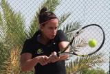Para subir em ranking, tenista participa de maratona de torneios no Egito