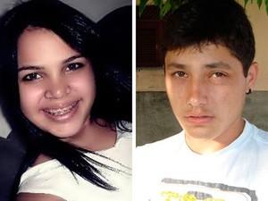 Francisco Marcílio é suspeito de matara a ex-namorada Júlia Mariana em Apodi, no RN (Foto: Divulgação/Polícia Militar do RN)